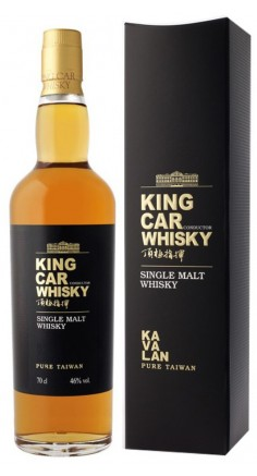 Whisky Kavalan King Car