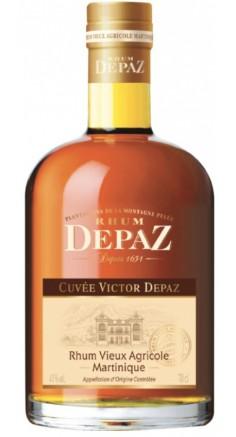 Rhum Depaz Cuvée Victor