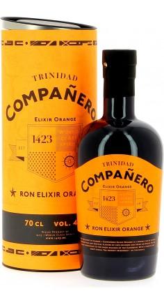 Rhum Compañero Elixir Orange