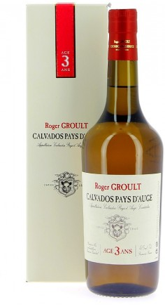 Calvados Roger Groult 3 ans