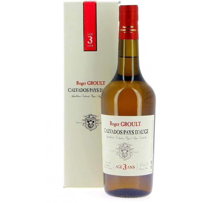 Calvados Roger Groult 3 ans