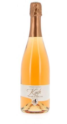 Crémant d'Alsace Koch rosé