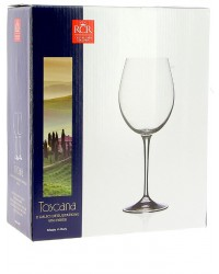 Verre à vin dégustation Toscana