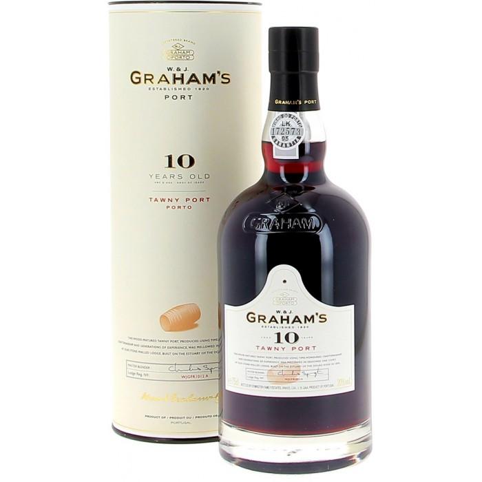 Porto Graham 10 ans