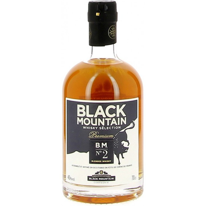 Whisky Black Mountain N°2  Premium