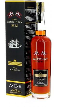 Rhum HI Riise Danish Navy