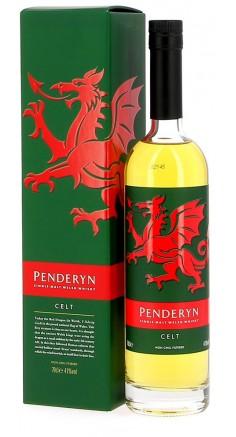 Whisky Penderyn celt