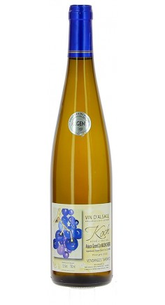Domaine Koch Pinot Gris Vendanges Tardives