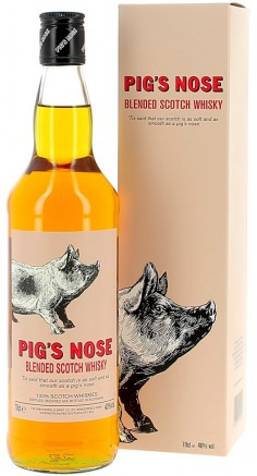 Whisky Pig's Nose