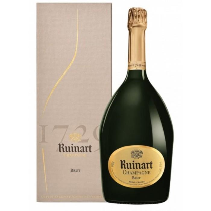 "Magnum ""R"" de Ruinart Brut - Champagne - sommellerie de France"