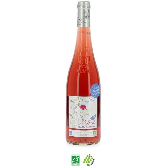 Cuvée Rendez-vous rosé