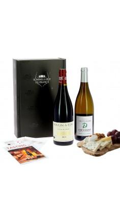 Coffret Vins spécial fromage