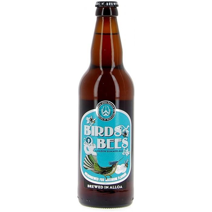 Bière Bird et Bees