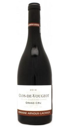 Clos Vougeot grand cru 2014 Domaine Arnoux Lachaux