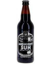 Bière Midnight Sun
