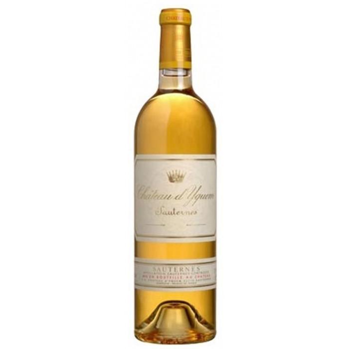 Château d'Yquem 2003 - Vins - sommellerie de France