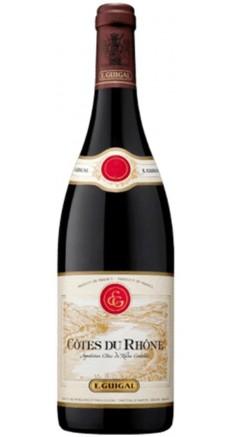 Domaine E. Guigal Côtes du Rhône rouge