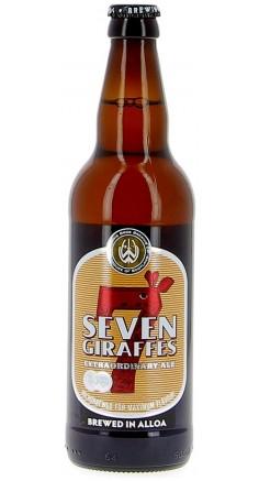 Bière Seven giraffes