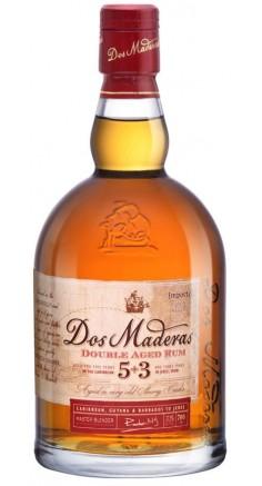 Rhum Dos Maderas 5+3