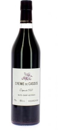 Crème Cassis Védrenne