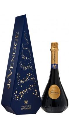 Coffret Sapin Champagne De Venoge