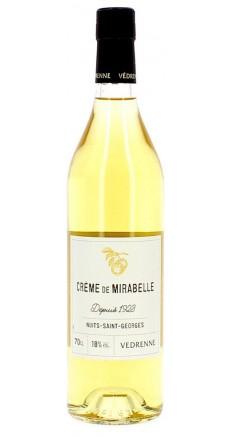 Crème Mirabelle Védrenne