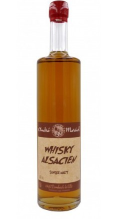Whisky Alsacien Single Malt André Mersiol