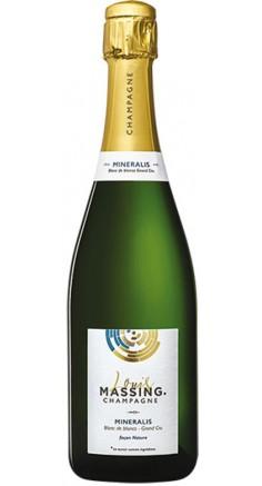 Champagne Louis Massing Cuvée Brut Nature