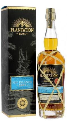 Rhum Plantation Fiji Islands 2009- Sommellerie de France