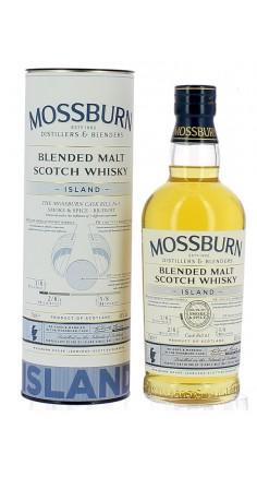 Whisky Mossburn Island