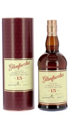 Whisky Glen Farclas 15 ans