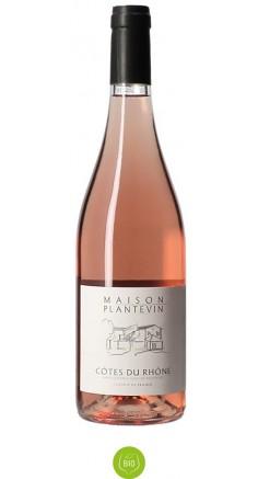 Côtes du Rhône Maison Plantevin rosé
