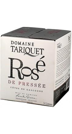Domaine Tariquet Rosé de Pressée 3L