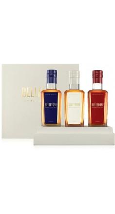 Coffret Whisky tricolore Bellevoye
