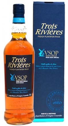 Rhum 3 rivières VSOP