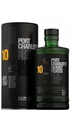 Whisky Bruichladdich 10 ans Port Charlotte