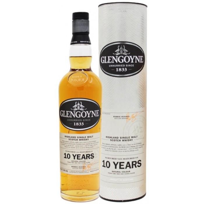 Whisky Glengoyne 10 ans - Whisky - sommellerie de France