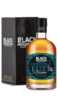 Whisky Black Mountain Finition fût de rhum