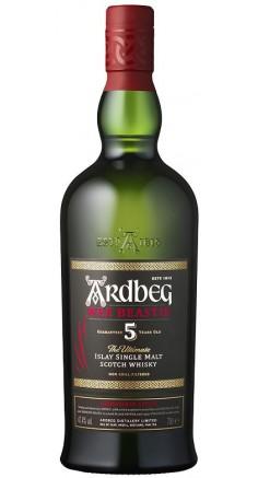 Whisky Ardbeg we beasty 5 ans