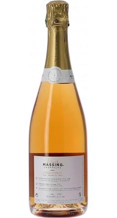 Louis Massing Ornescence rosé Premier Cru façon nature