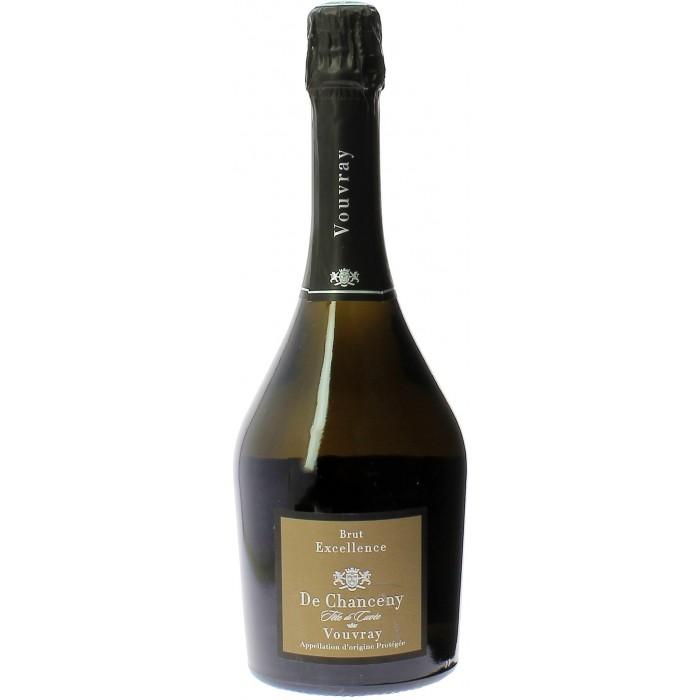 De Chanceny Cuvée Excellence millésimé Brut - Champagnes & Bulles - sommellerie de France