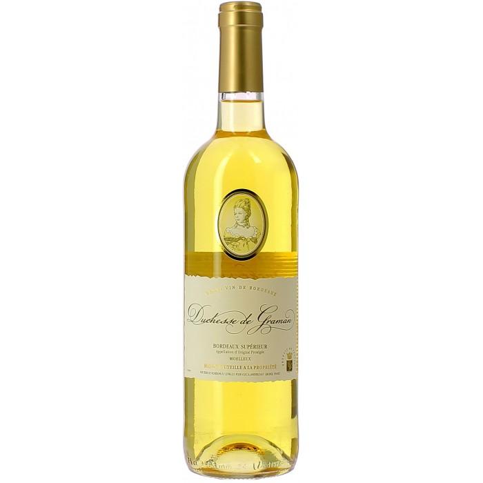 Duchesse de Graman - Vins en bouteilles de 75cl - sommellerie de France