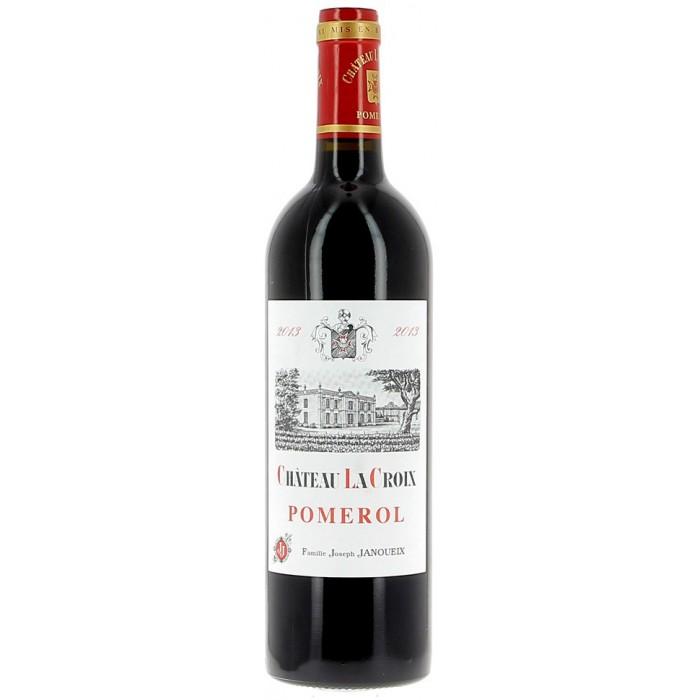 Château La Croix 2015 - Vins en bouteilles de 75cl - sommellerie de France