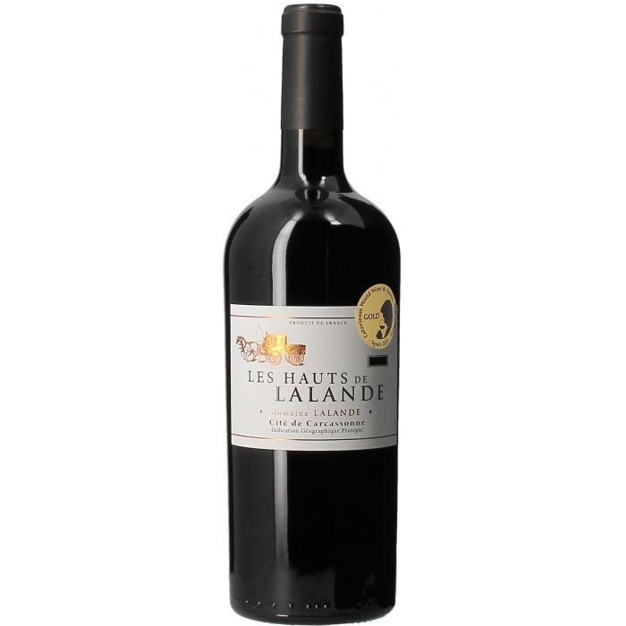 Domaine Montariol Degroote Les Hauts de Lalande - Vins en bouteilles de 75cl - sommellerie de France