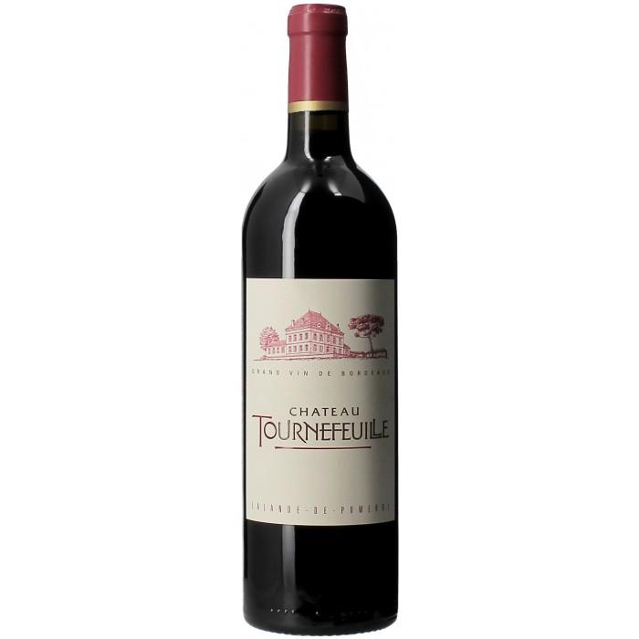 Château Tournefeuille - Vins en bouteilles de 75cl - sommellerie de France