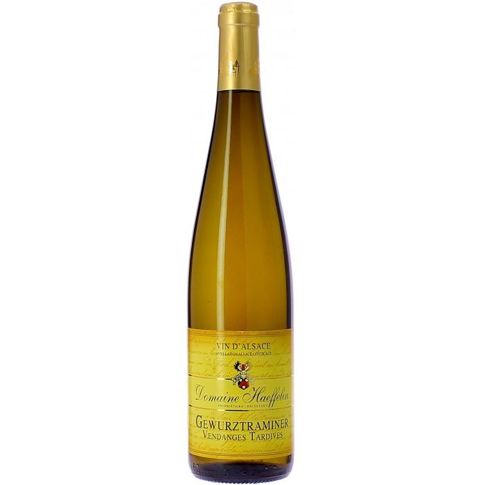 Domaine Haeffelin Vendanges Tardives - Vins en bouteilles de 75cl - sommellerie de France