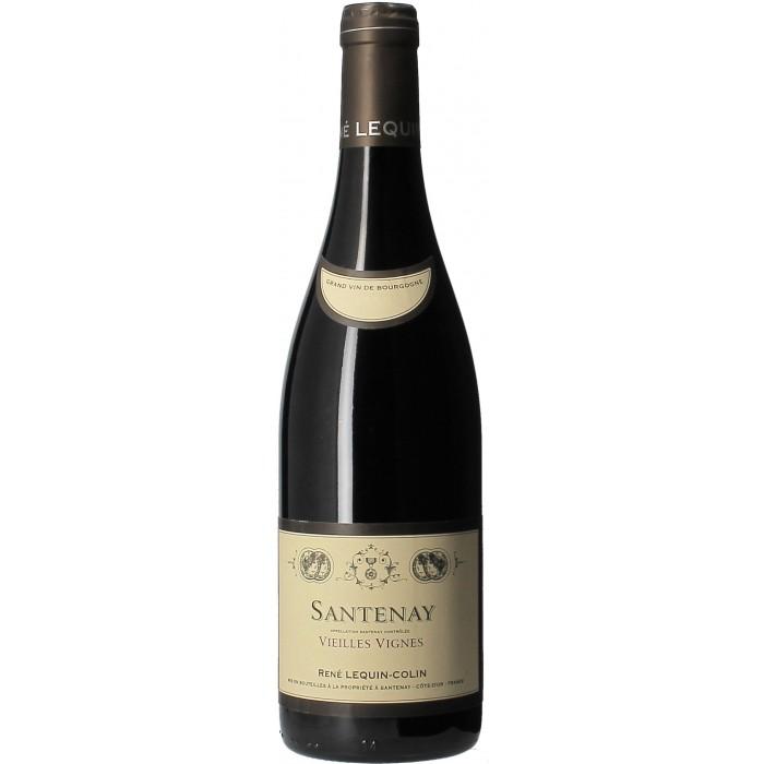 Domaine Lequin Colin Santenay Vieilles Vignes - Rouge - sommellerie de France
