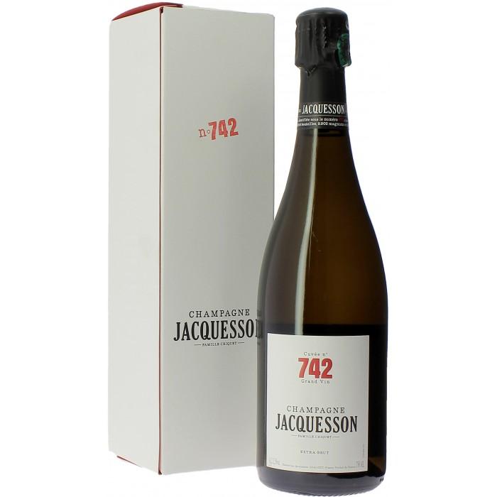 Jacquesson Extra-Brut - Champagne - sommellerie de France