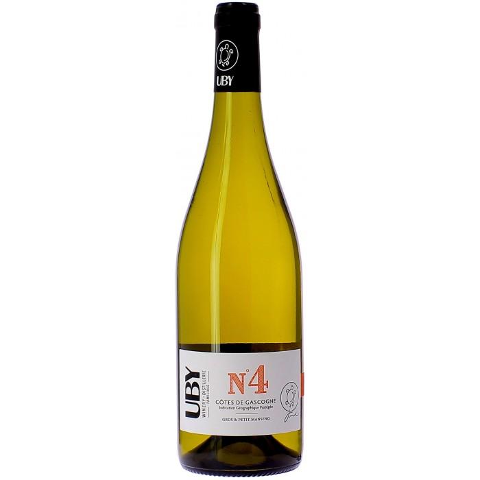 Domaine Uby Cuvée N°4 - Vins - sommellerie de France