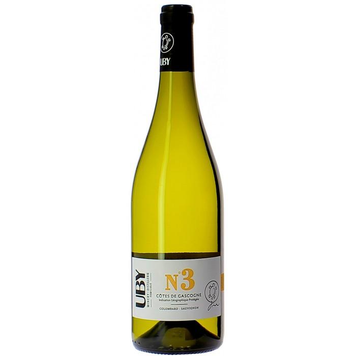 Domaine Uby Cuvée N°3 - Vins - sommellerie de France